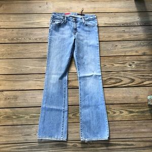 AG Adriano Goldschmied  Angel Distressed Jeans